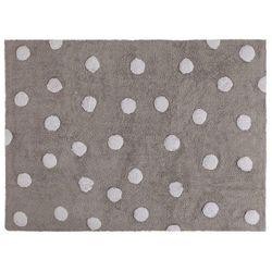 Dywan do prania w pralce: Topos - Gris/Grey (120x160 cm)