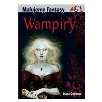 Malujemy fantasy Wampiry i inne nocne potwory, RM