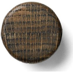 Wieszaczek łazienkowy Menu Norm dark ash 2 sztuki, 7700939