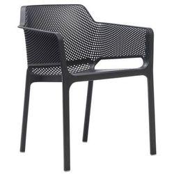 Krzesło ogrodowe net antracite marki Nardi