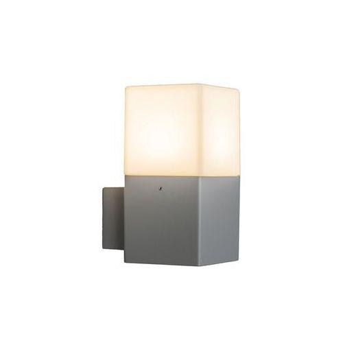 Lampa zewnętrzna ścienna Denmark jasnoszara ze sklepu lampyiswiatlo.pl