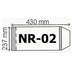Okładka na podr B5 regulowana nr 2 (50szt) NARNIA - oferta [65fbd8a8bf7316c0]
