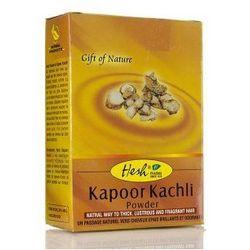 Kapoor kachli proszek do włosów 50g , marki Hesh