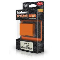 hlx-el14 (odpowiednik nikon en-el14) wyprodukowany przez Hahnel