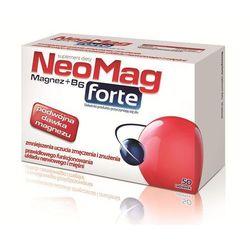 NEOMAG FORTE tabl. - 50 tabl. - produkt farmaceutyczny