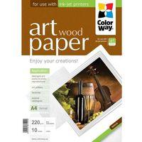 Colorway Arsej papier foto  matowy drzewo a4 220g 10 szt