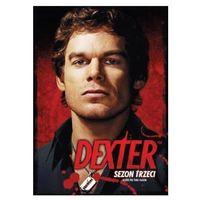 Film  dexter sezon 3 (4 dvd) dexter marki Imperial cinepix