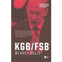 KGB/FSB Władcy Rosji - Dostawa zamówienia do jednej ze 170 księgarni Matras za DARMO, Agora