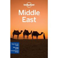 Bliski Wschód Lonely Planet Middle East (2012)