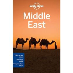 Bliski Wschód Lonely Planet Middle East, pozycja wydana w roku: 2012