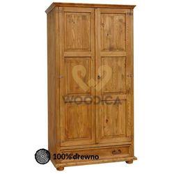 Woodica Szafa hacienda 05 [2d+s] 111x193x61