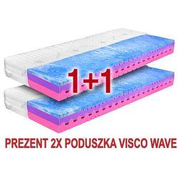 Materace PARTNER CELLFLEX 1+1 2szt. 80x200 (materac sypialniany)