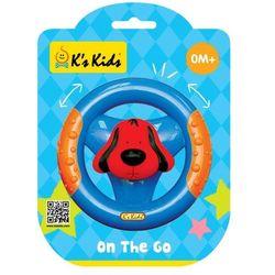 K's Kids, Kierownica Patricka, zabawka niemowlęca (maskotka interaktywna) od Smyk