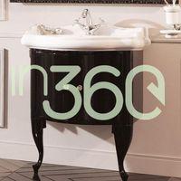 retro mebel łazienkowy pod umywalkę 7361k1 marki Kerasan