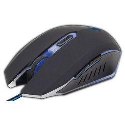 Mysz GEMBIRD MUSG-001-B Niebieski, towar z kategorii: Myszy, trackballe i wskaźniki