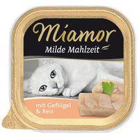 Miamor  milde mahlzeit - konserwa mięsna smak: kura z ryżem 6x100g (4000158750624)