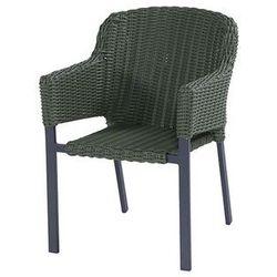 Krzesło ogrodowe w kolorze xerix/green | Cairo