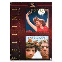 Fellini: Rzym / Satyricon (DVD) - Federico Fellini