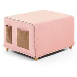 Puf utyre 70x kolor różowy marki 9design
