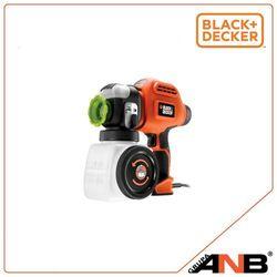 Black+decker power tools Bdps600k ręczny pistolet natryskowy 150w black+decker