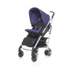 4Baby Croxx wózek spacerowy spacerówka alu NOWOŚĆ purple - produkt z kategorii- Wózki spacerowe