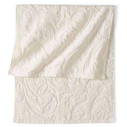 """Ręczniki """"Leaf"""" bonprix kremowy"""