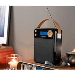 Radio kompaktowe, czarne ()