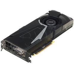 Karta graficzna MSI GeForce GTX 1080 Aero 8GB GDDR5X (256 bit) HDMI, DVI, 3x DP, BOX (V336-015R) Szybka dostaw