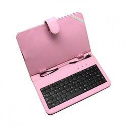 Etui ART AB-101E + Klawiatura USB do tabletów 7 cali