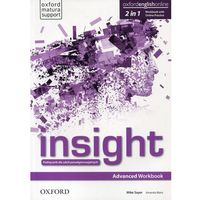 Insight Advanced Workbook with Online Practice