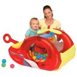 Bestway Plac zabaw helikopter + piłki kojec 52183 (6942138913965)