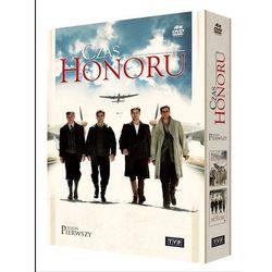 Czas honoru (sezon 1, 4 DVD) z kategorii Seriale, telenowele, programy TV