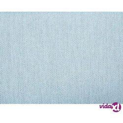 poducha na krzesło toscana jasnoniebieska marki Beliani