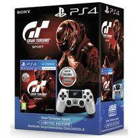 Gra PS4 Gran Turismo Sport + Kontroler DualShock 4 Edycja Gran Turismo Sport