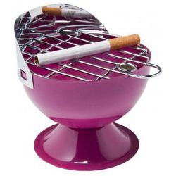 popielniczka barbecue różowa - 36061r, marki Kare design