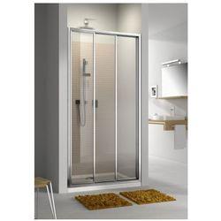AQUAFORM drzwi Moderno 90 do ścianki lub wnęki 103-09341 (drzwi prysznicowe)