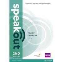 Speakout 2ed Edition Starter. Ćwiczenia z Kluczem (87 str.)