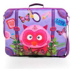 wild pack walizka sowa od producenta Okiedog