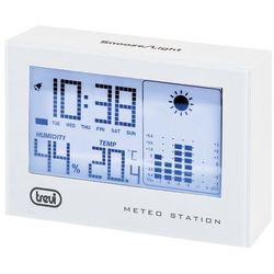 Trevi Stacja pogody me3103 - biały (8011000016412)