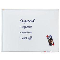 Tablica suchoś.-magn. FRANKEN Xtra!Line, 180x120cm, lakierowana, rama alu.