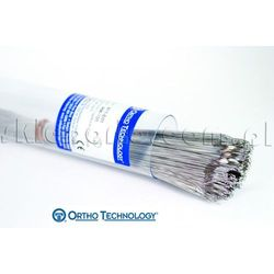 Ortho technology Truforce ligatury metalowe długie 1000 szt -