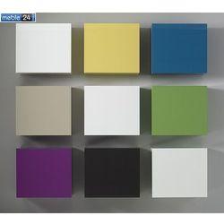Mała szafka wisząca WOX - bogata kolorystyka - LC