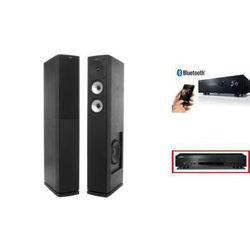 YAMAHA R-S202D + CD-S300 + JAMO S626 - wieża, zestaw hifi - zmontuj tanio swój zestaw na stronie, towar z kategorii: Zestawy Hi-Fi