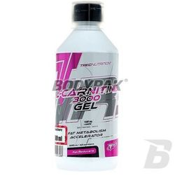 Trec  l-carnitine 3000 gel 500ml