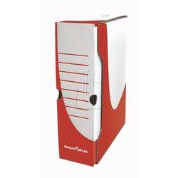Pudełko archiwizacyjne 100mm czerwone B+