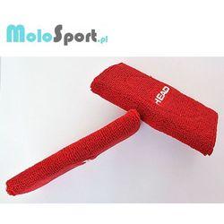 Frotki na nadgarstki Head New Wristband 5 2szt czerwone