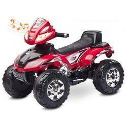Toyz Cuatro Quad na akumulator nowość 2016 red (dziecięcy pojazd elektryczny) od e-nino.pl