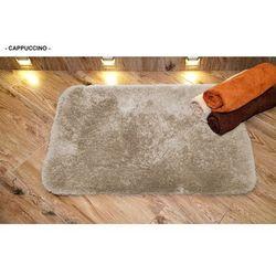 Dywanik Pluszowy łazienkowy CAPPUCINO Oficjalny sklep REA - 5% rabatu, wysyłka gratis powyżej 1850 zł