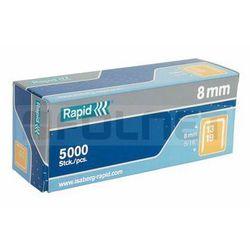 Rapid Zszywki  nr 13 10,6mm - 5000szt., kategoria: akcesoria dachowe
