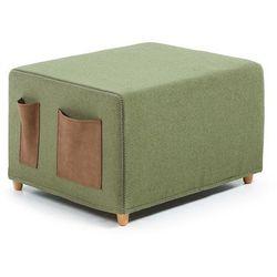Puf UTYRE 70x kolor zielony